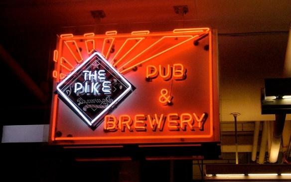 Pike-Sign