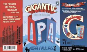 Gigantic IPA