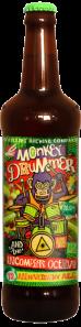 Monkey-Drummer