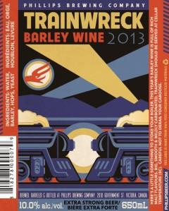 TRAINWRECK-2013-LABEL